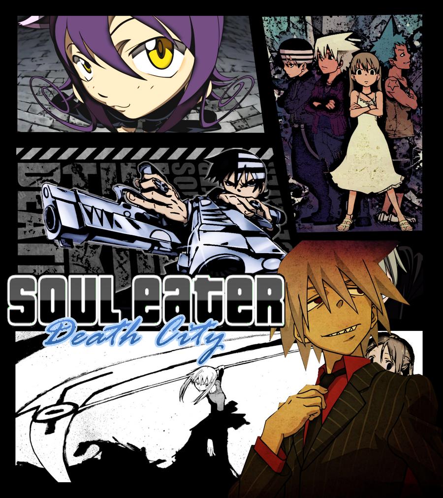 Soul Eater GTA Style By J4skier