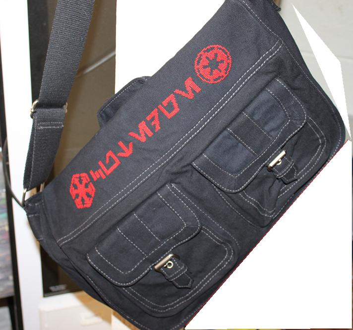 Star Wars Bag by sazoidx