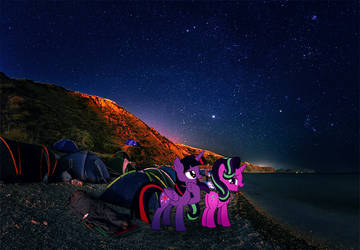 Ponies Camp by IndonesiaRailroadPht