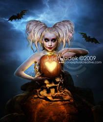 Queen Of Halloween by JJadek