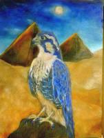 Horus by Atenaide