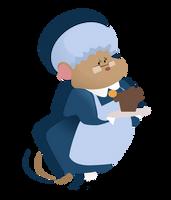 U'd leik a crumpet? by TopHatTurtle