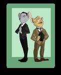 Granada Sherlock and Watson