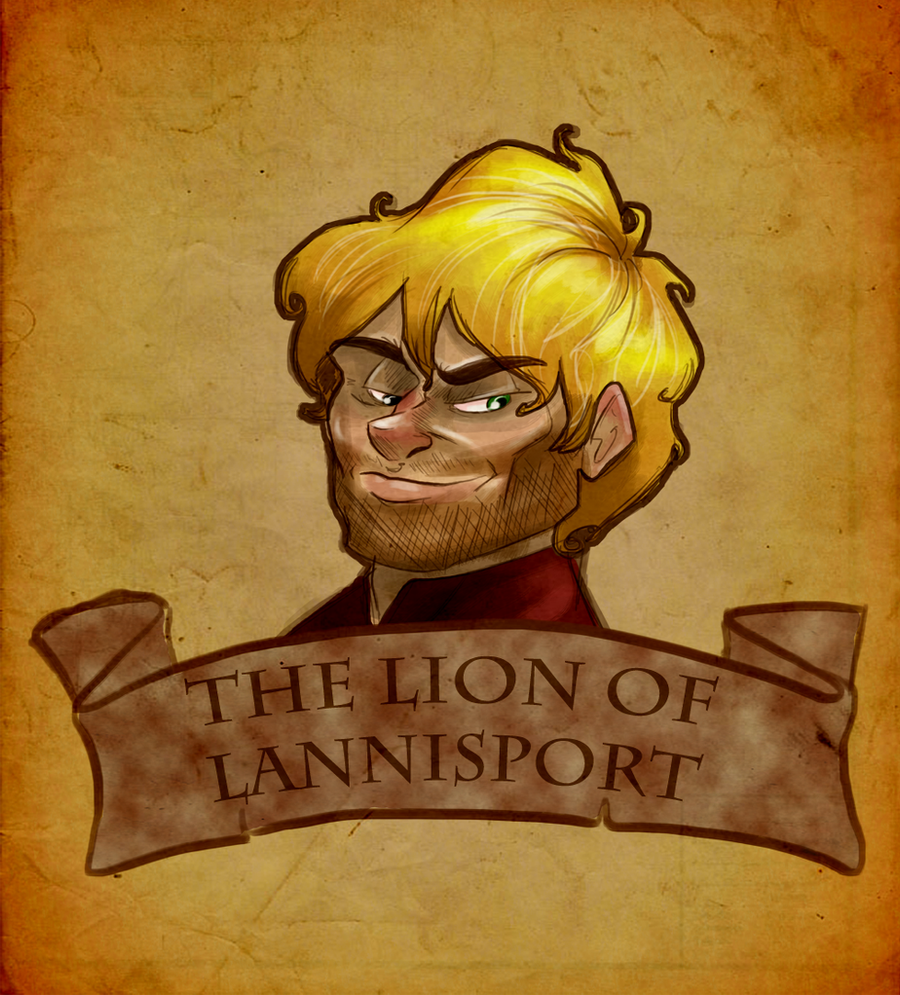 Lion of Lannisport by TopHatTurtle