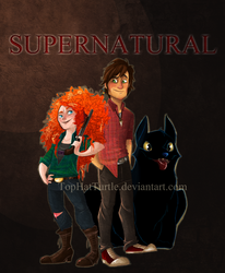 How to train your supernatural