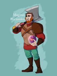Magnus Burnsides