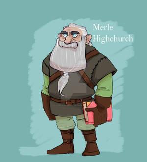 Merle Highchurch