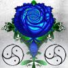 The Blue Rose of BDSM by LiliumVitiate