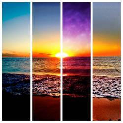 Sunset by jamaicamae012