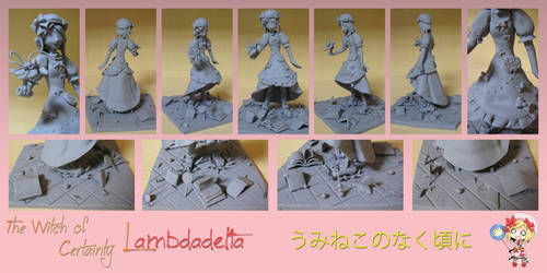 Lambdadelta by Zy0n7