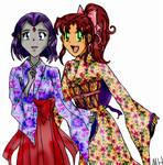 Kimonoes