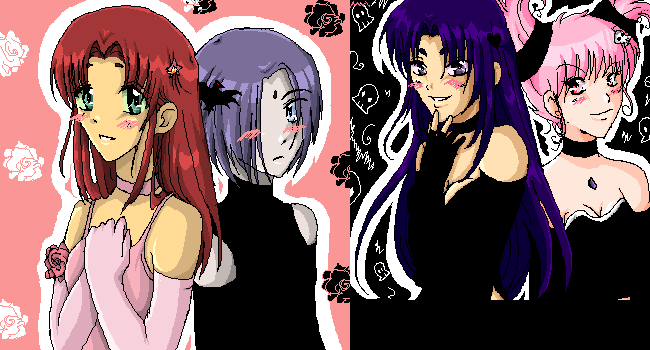 TT- Goddesses by Gandalfia