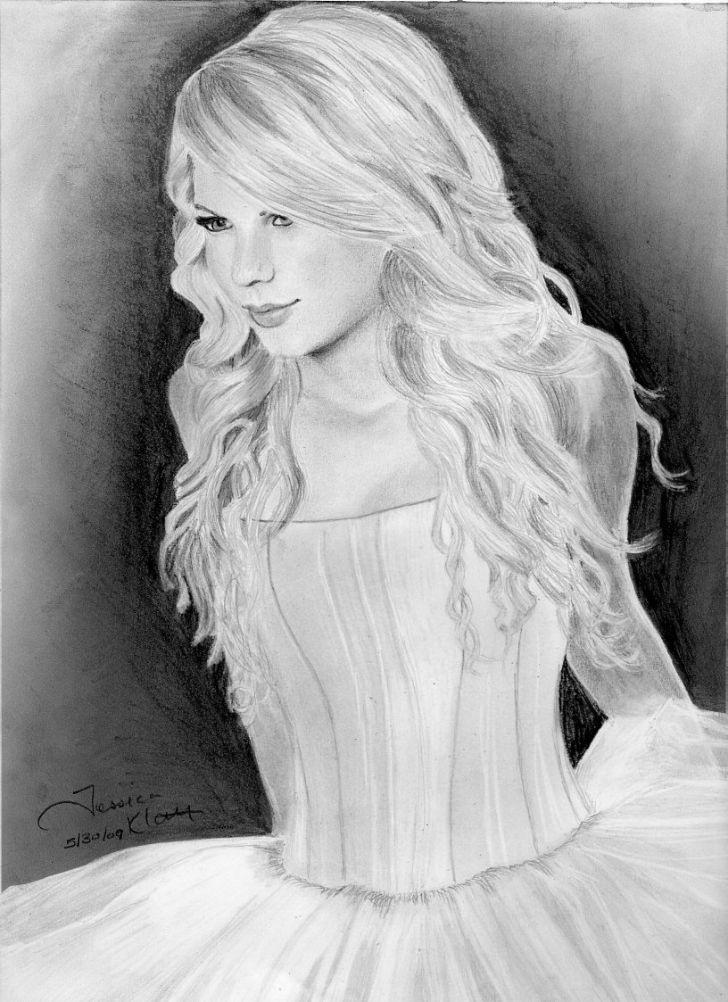 Taylor Swift by myxsummerxrain