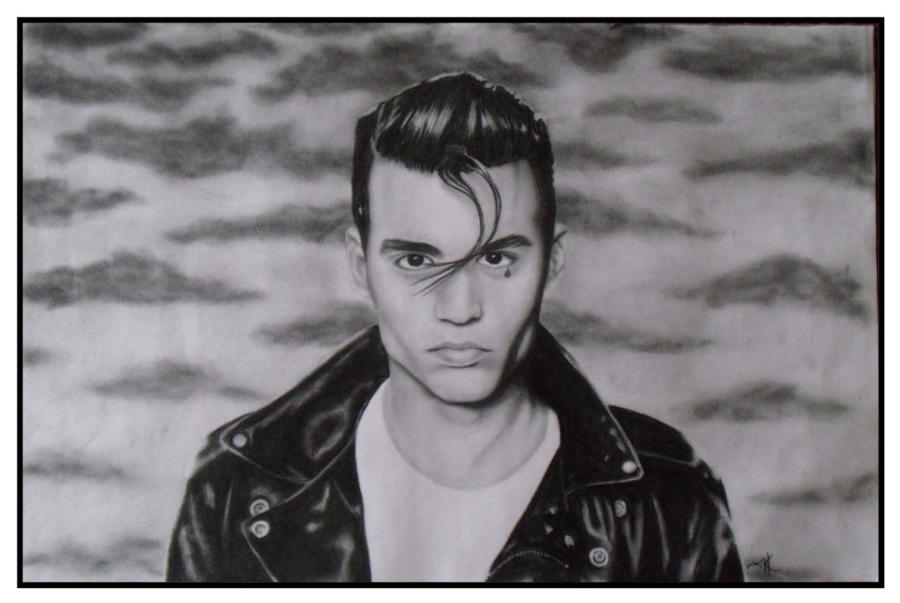 johnny depp cry baby pictures. Johnny Depp-CryBaby by