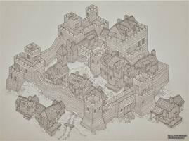 <b>Castle Town</b><br><i>Seigneur-Hellequin</i>