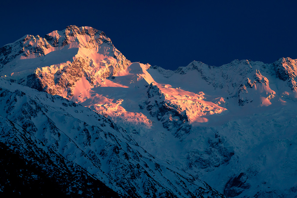 Mount Sefton Genesis by jonpacker
