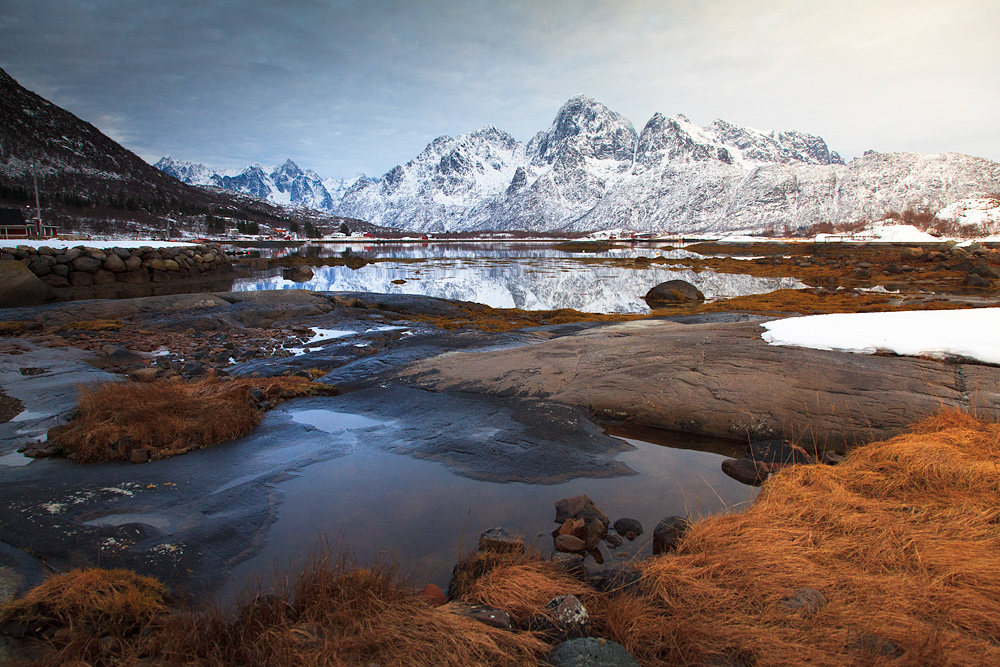 Hammerstad by jonpacker