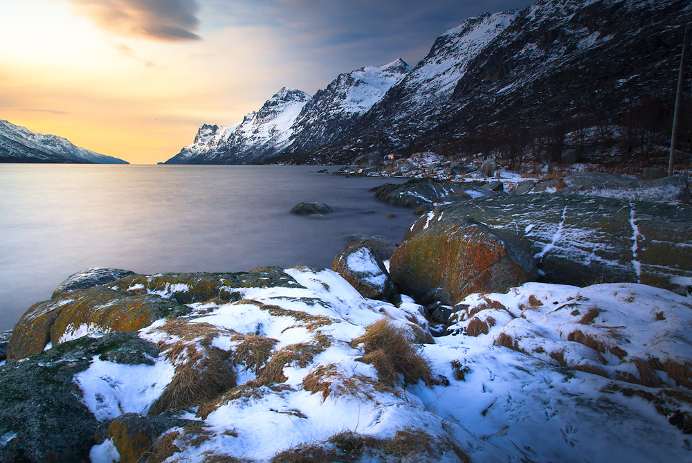 Ersfjorden by jonpacker
