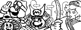 Super Mario Tokaido! by AlienLullaby