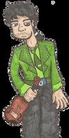 idk. here's a fancy Elrod? by Furresoto