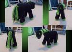 Little Crochet Horse