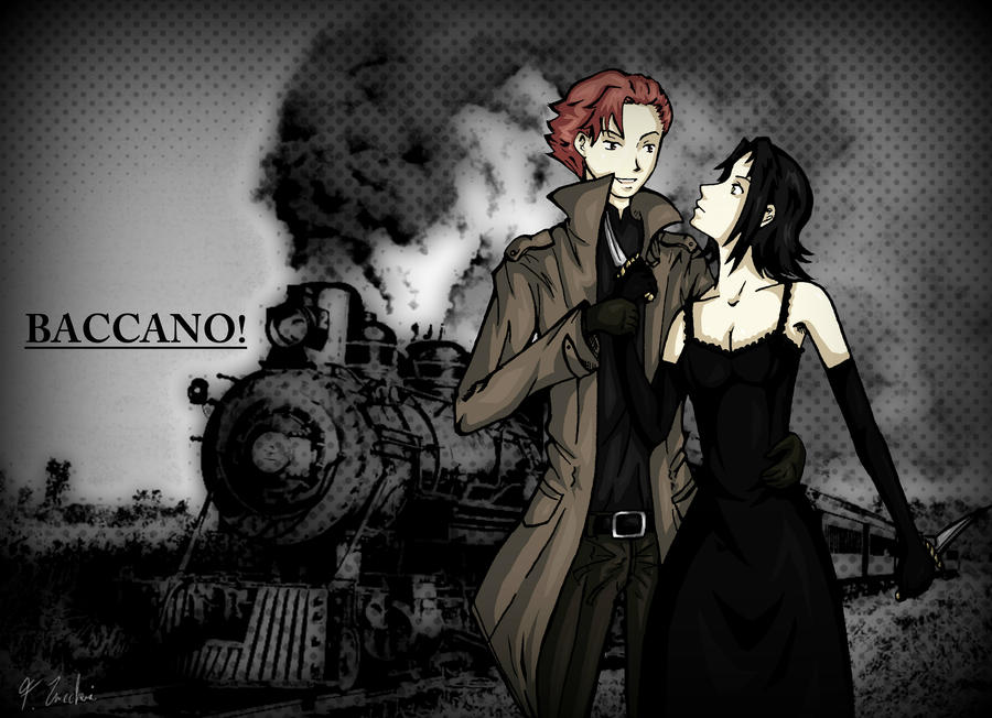 baccano chanexclaire wallpaper by charmionhargreaves on