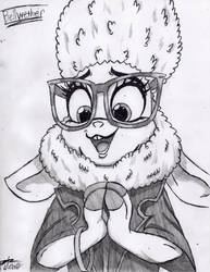 The Power of the Floof: Mayor Bellwether