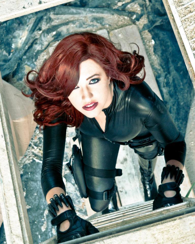 Black Widow by CallieCosplay