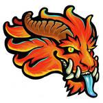 monster mascot sticker by missmonster