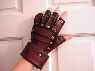 Boiler Basher gloves by missmonster