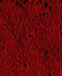 tentacle fabric by missmonster