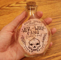 Wer wolf jar by missmonster