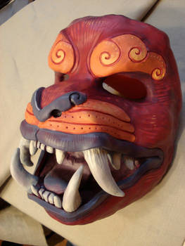 Foo mask paint