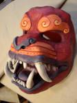 Foo mask paint