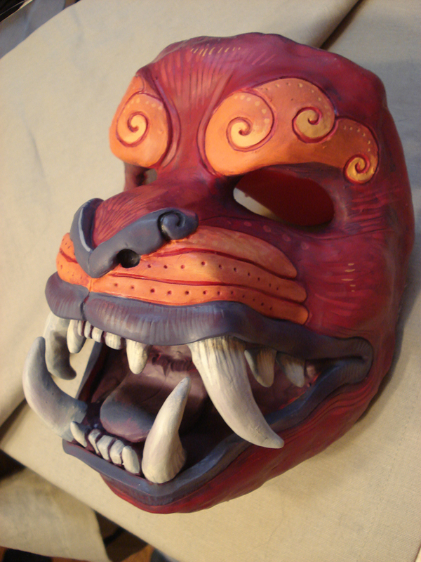 Chinese Dog Mask: MASKS By Missmonster On DeviantArt