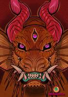 dragon card 2 by missmonster