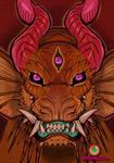dragon card 2