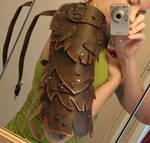 Demon armor progress