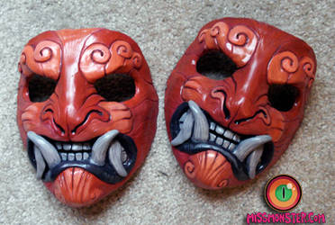 Foo mask pair