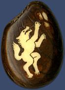 Werewolf pendant by missmonster