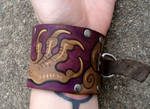 Dragon claw cuff