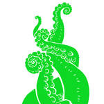 Tentacle decal preview