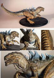 Godzilla studio photos