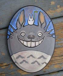 Totoro fan art by missmonster