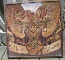framed print giveaway by missmonster