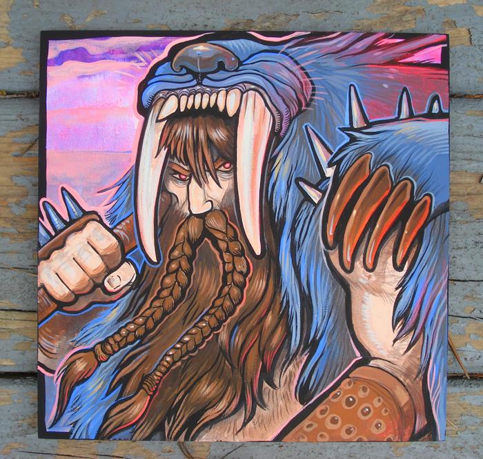 Doom Viking by missmonster