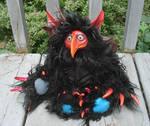 Goblin Gryphon doll