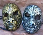 Ornate Monster Masks