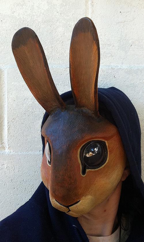 Rabbit mask better by missmonster