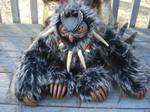Owlbear doll